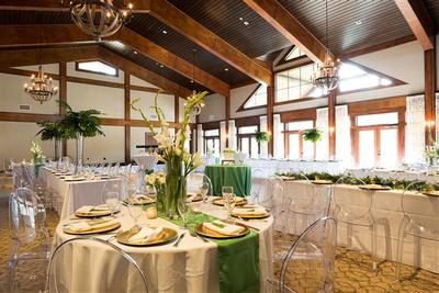 Wedding at Lake Toxaway Country Club