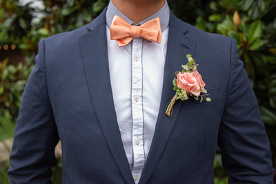 Grooms suit and details at Haiku I Do in Asheville