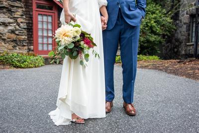 Homewood wedding portrait