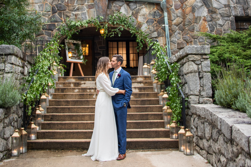 Homewood elegant wedding in Asheville