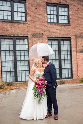 The Foundry in Asheville wedding photos