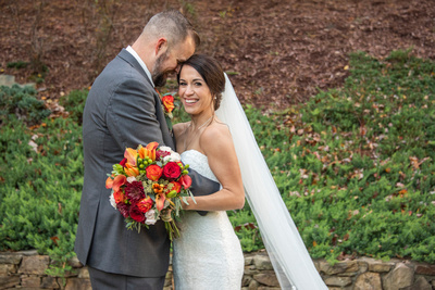 Wedding photo at The Lodge at Flat Rock near Hendersonville