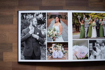 Asheville wedding photography at Hawkesdene by Jessica Merithew Photography