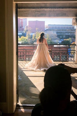 Behind the scenes wedding photography in Asheville with Jessica Merithew Photography