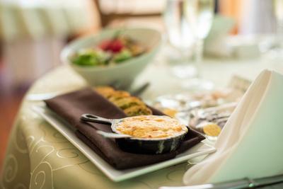 The Esmeralda Inn Chimney Rock appetizer