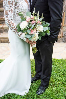 Summer wedding detail at Hawkesdene in Andrews near Asheville